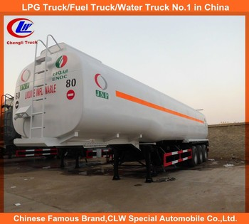 Tri-axle Oil Tanker Semi Trailer,Enoc Fuel Tank Semi-trailer 42000  Litres,Used Oil Tankers For Sale - Buy Used Oil Tankers For Sale,Oil  Tankers For