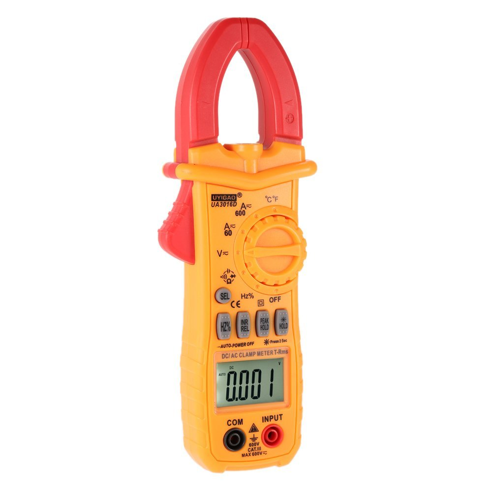 Cheap Current Clamp Voltage Find And Tester Get Quotations Kkmoon Uyigao Brand New Ac Dc Portable Handheld Lcd Diaplay Digital Meter With Test