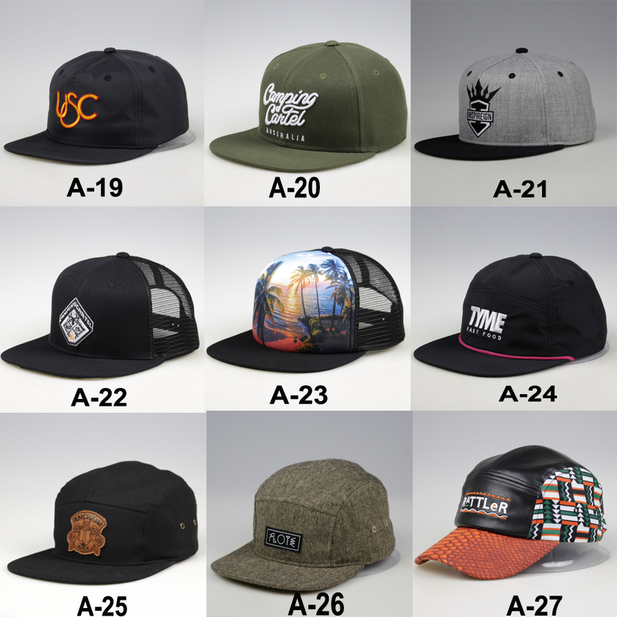 7cecb99f11b From China Manufacturer 3D Embroidery Make Create Custom Design Your Own  Logo Snapback Hat