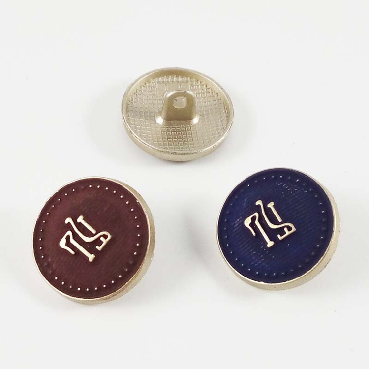 High Quality custom logo design Metal Buttons, Fashion Button, Suit Coat Fashion Buttons