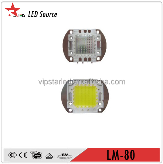led Chip manufacturers 20W 30W 50W 70W 80W 100W COB LED CHINESE chip