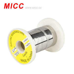 MICC Resistance Heating Insulated Nichrome Wires