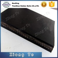 multi-ply fabric conveyor belt nylon endless rubber conveyor belts