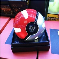 Factory Wholesale 12000mah Pokemon Pokeball Power Bank,Magic Ball ...
