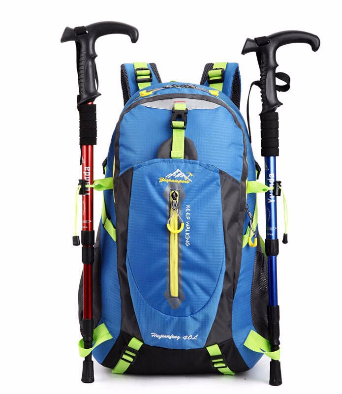 bab7a55c3d77 Climbing Cycling Outdoor Hiking Equipment Bicycle Bag Backpack  Road Mountain Bike Sport Running 38L Waterproof Travel Camping Climbing  Rucksack Outdoor ...