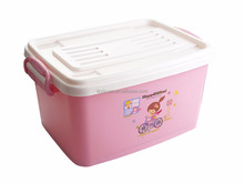 house using plastic storage container with wheels big room 3sizes plastic storage containers