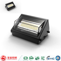50w SMD low power outdoor waterproof IP65 led wall pack light