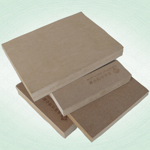 China professional manufacturer medium density mdf board with competitive price