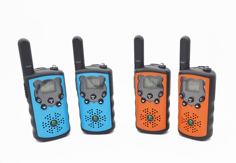 2 miếng Auto Multi-Channels 2-Way Radios UT-308 walkie talkie