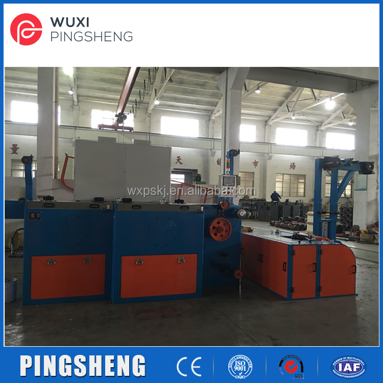 Fine wire drawing Machine for high carbon steel wire drawing/copper wire