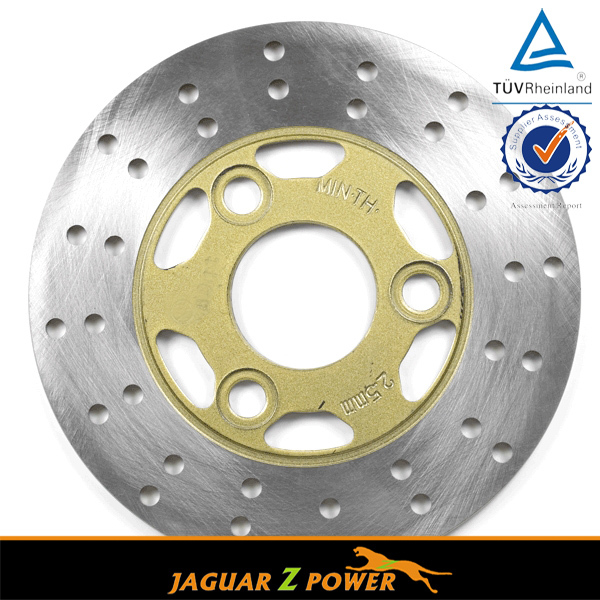 Scooter Motorcycle Brake Disc For Yamaha Vity 125