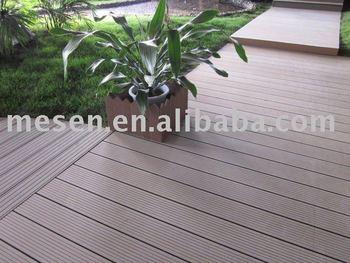 Wpc Decking Bordo Impermeabile Per Esterni Pavimento,Terrazza ...
