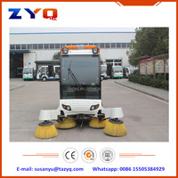 Multi-function Road Sweeper/ Electric Floor Cleaning Machine for Sale