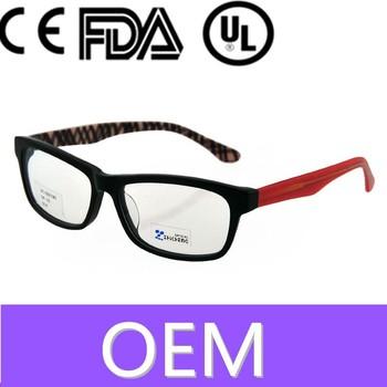 online glass frames gk8w  hot selling black red striped acetate discount eyeglasses online healthy  prescription glasses modern optical eyeglass frames