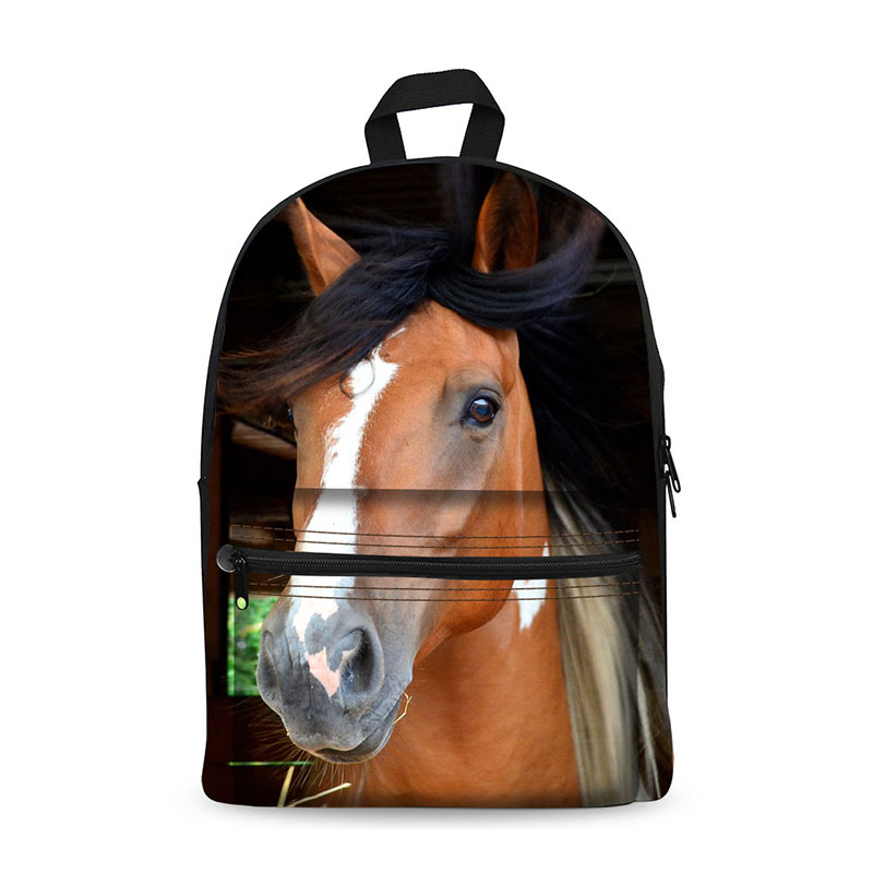 Fine 2019 New Arrivals Cheap Canvas School Book Bag With Horse Designs Outdoor Backpack For Boys And Girls Buy Cheap Book Bags School Bags 2019 2019 New Pdpeps Interior Chair Design Pdpepsorg