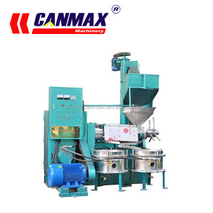 CANMAX brand rosehip oil press machine/peanut oil mill/canola oil extraction machine