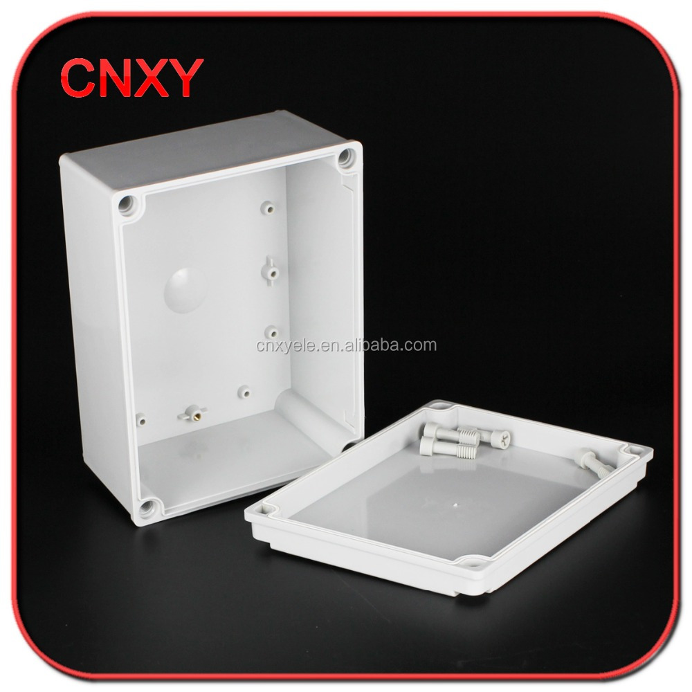 IP67 plastic ABS PC electric meter housing box