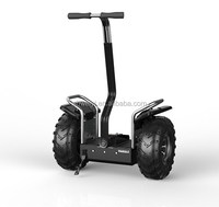 ce/rohs 19 inch wheel Cheap personal transporter Escooter adults off road electric smart scooter with pedals