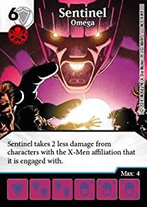 Marvel Dice Masters: Days of Future Past Promo Card: Sentinel Omega