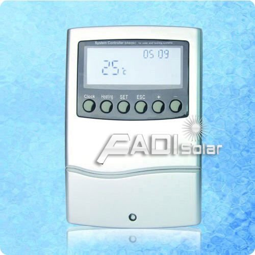 China Solar Water Heater Microcomputer Controller (sr609c For ...