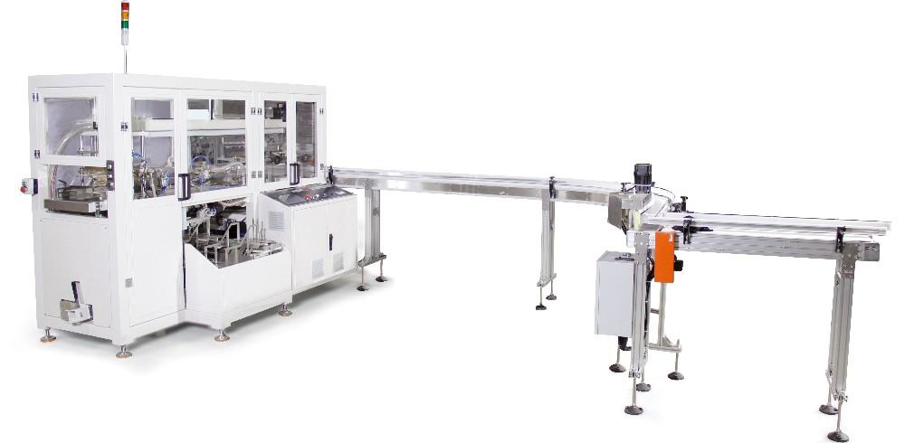 Tuvalet kağıdı kağıt yapma Otomatik makine üretim hattı