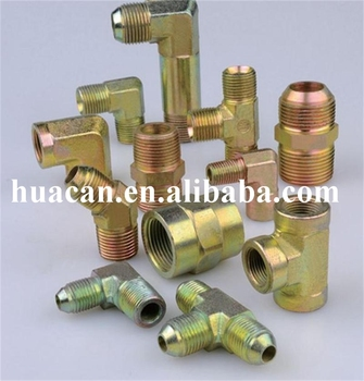 Hydraulic Fittings/Brass Pipe Connector