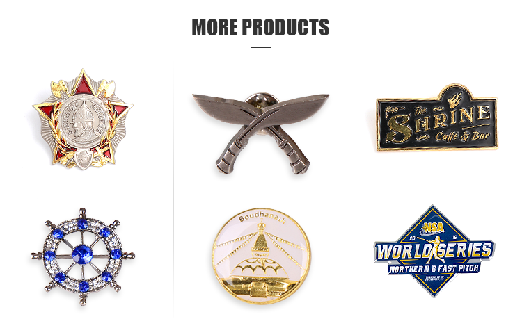 die struck hand shaped umbrella usa flag customised state shaped personalized barber kangaroo lion lapel made metal pins badges