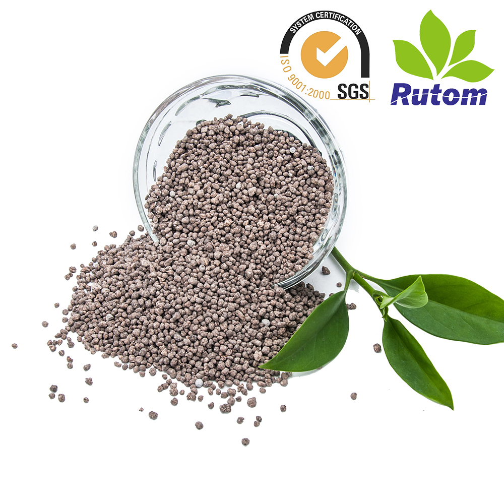 Organic and chemical compound fertilizer