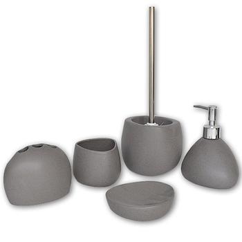 Hotel Bathroom Accessories fashion accessories glazed hotel ceramic stoneware bathroom