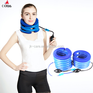 hot sales pneumatic cervical collar Air neck traction inflatable neck collar with low price