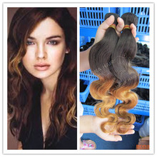 Best selling hair style two tone hair color