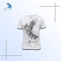 Wholesale China Custom Distributors Import Cheap Printed Plain White 3D 1 Euro Dri Fit V neck Men Fashion Design T shirts