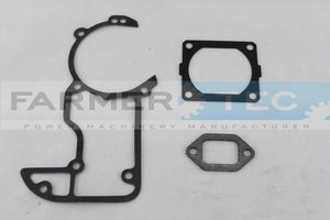 Cylinder / Muffler / crankcase Gasket Set for STHL MS660 066 chain saw spare parts aftermarket
