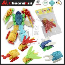 Transform Toy Candy Insect Robots 5 In 1 Big Robots