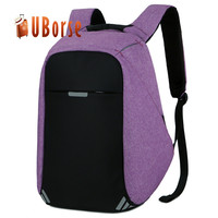 High Quality Bagpack Men Reflective Bag Waterproof Smart Backpack Laptop School Anti Theft Backpack