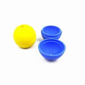 OEM High Quality Ball Shaped Silicone Ice Cube Tray Ice Ball Maker