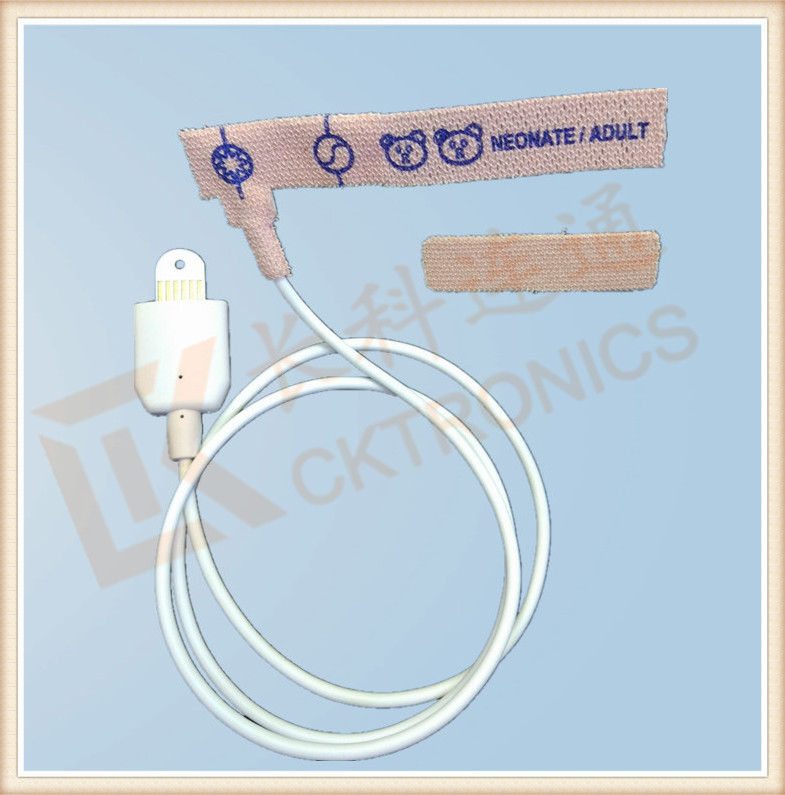 Invite to join the business Neonate / Adult Use Disposable Masimo 6 Pin SpO2 Sensor