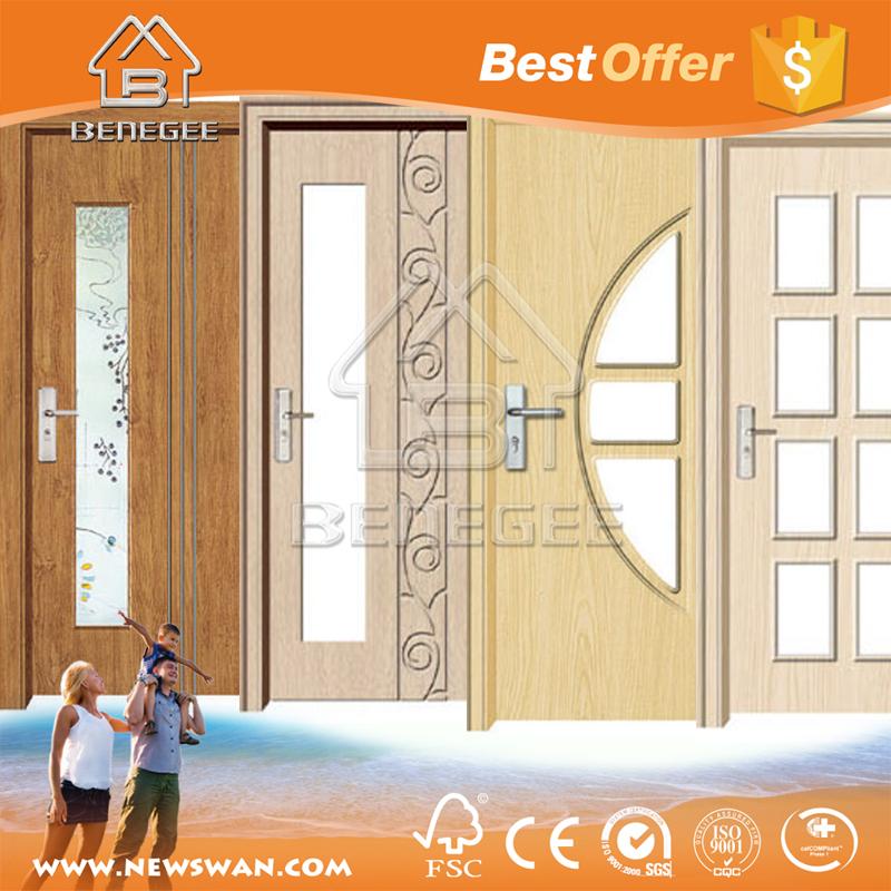Exterior Pvc Doors Prices/pvc Door Frame/mdf Pvc Door - Buy Exterior ...