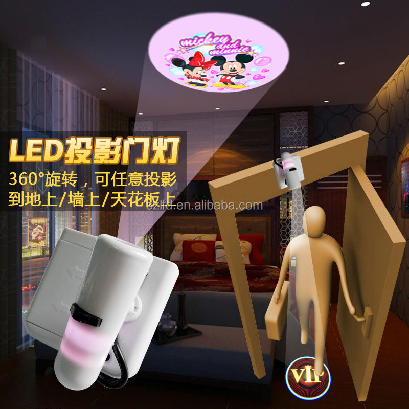 welcome door <strong>projector</strong> light,home door courtesy <strong>projector</strong> light,promotional <strong>projector</strong> door light for 2016 new product