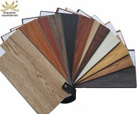 High Quality Interlocking PVC Vinyl Tile / Plank Flooring / Plastic Flooring