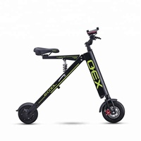 Big wheel big power 36V 250W foldable electric scooter for adult easy fold carry pocket scooter with good quality nice price