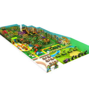 New Design Of Soft Bounce Polyethylene Playground Equipment Indoor With Jumping For Kids In Turkey