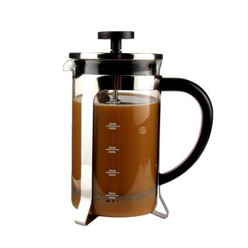 Modern French Press Coffee Tea Maker 1 Liter Double Filter Best