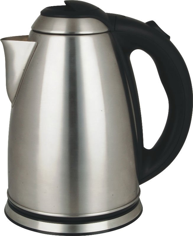 DE2002 Stainless Steel Electric Water Kettle in home appliance