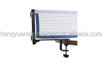 Supply Foldable, simple structure, easily fixed table tennis net