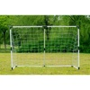 XY-S183A 1.83mx1.22m PVC Tube Twin Set Football Futbol Soccer Goal Portable soccer goal post