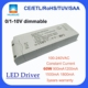 Professional Manufacturer led driver dc 20v dimmable remote made in China