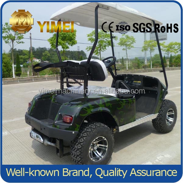 Folding Gas Powered Golf Carts for sale with many color and factory prices