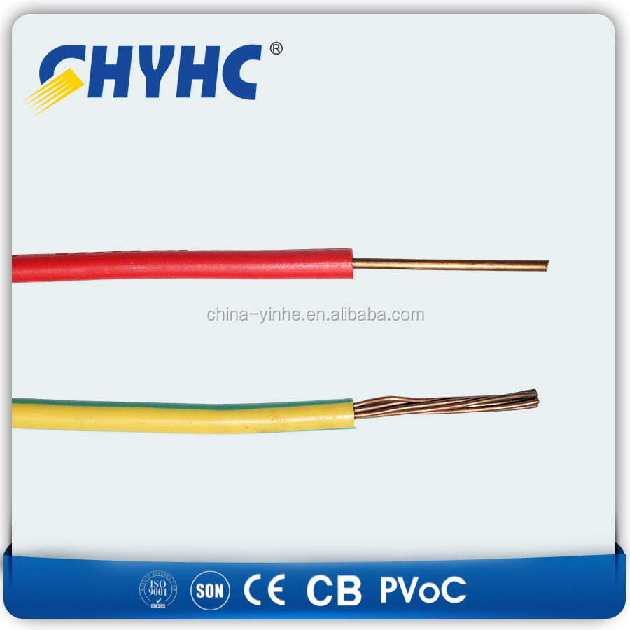 Electrical Wire Tw Thw Cable Building Wire - Buy Electrical Cables ...