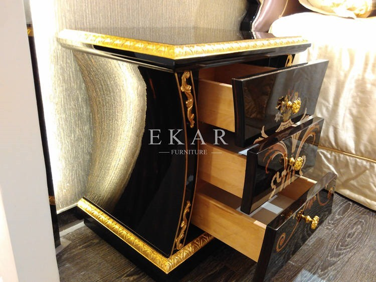 Table Top Mirror With Drawer Mirror Pedestal Stand High Gloss Chest Of  Drawers